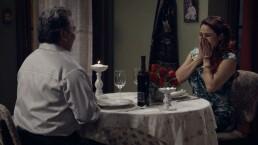 Martina acepta vivir con el coronel