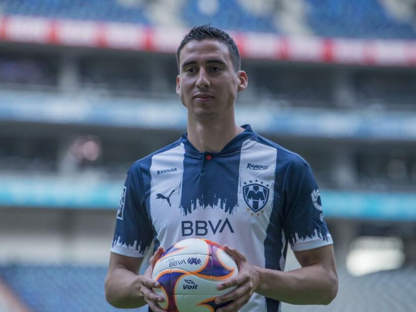 Liga BBVA MX Clausura GUARD1ANES 2021 Presentacion Nuevos Refuerzos de Monterrey