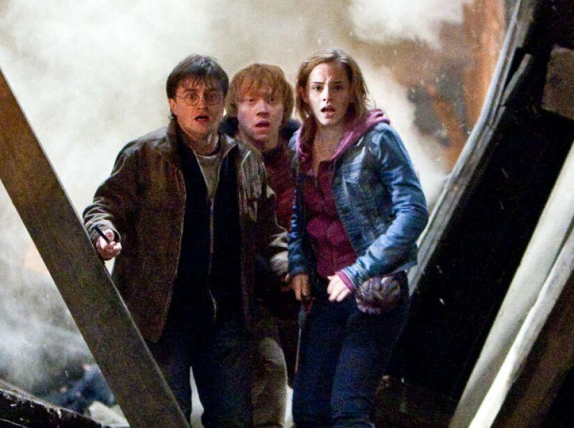 Eres un mago, Harry. Esas cuatro palabras marcaron el comienzo de la extraordinaria aventura cinematográfica.