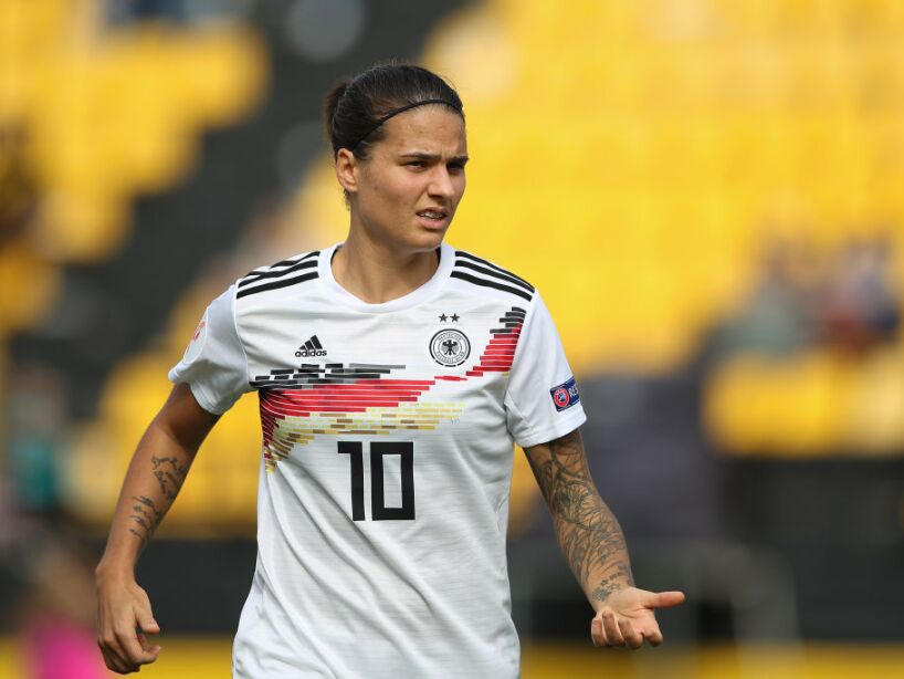 Greece v Germany - UEFA Women's European Championship 2021 Qualifier