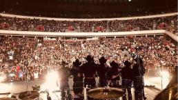 Intocable triunfó en el Auditorio Nacional