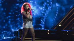 Thalía demuestra su talento en La Voz... México
