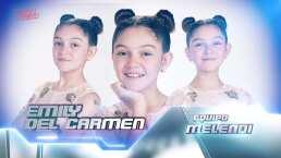 Emily del Carmen canta 'Sólo le pido a Dios' en la semifinal de La Voz Kids