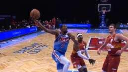 Kevin Durant le da el triunfo a los Nets sobre Denver y hace historia