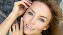 Angelique Boyer comparte su secreto para tener una piel de ensueño