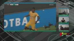 ¡Quiere llorar Passerini! Valencia anota el 3-0 para los Tigres