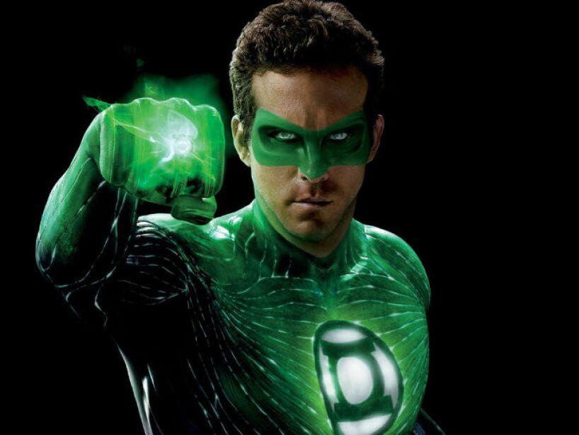 Green Lantern (2011): Una hermandad de guerreros que mantienen el orden intergaláctico con Ryan Reynolds.