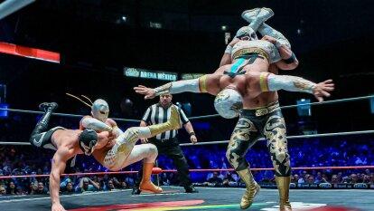 La Arena México, la Catedral de la Lucha Libre (antes conocida como Arena Modelo) es un recinto histórico: desde 1933 se presentan los mejores luchadores de México y de otras partes del mundo.