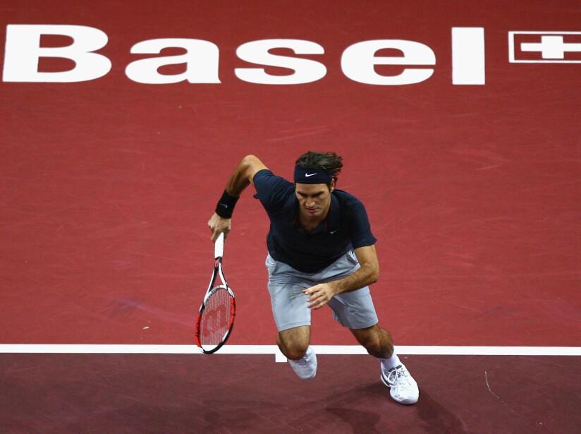 ATP Davidoff Swiss Indoors - Day One