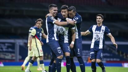América sufre la segunda goleada consecutiva en el Guard1anes 2020 |  El cuadro de Mohamed apaleó a domicilio 3-1 a las Águilas en la J6 de la Liga BBVA MX.