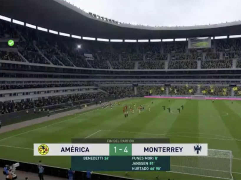 eLiga MX, Monterrey vs América, 1.png