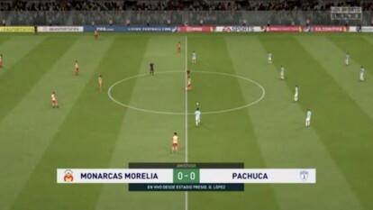 Con una contundente goleada por parte de Kevin Álvarez, el Pachuca consigue los tres puntos y el liderato de la eLiga MX.