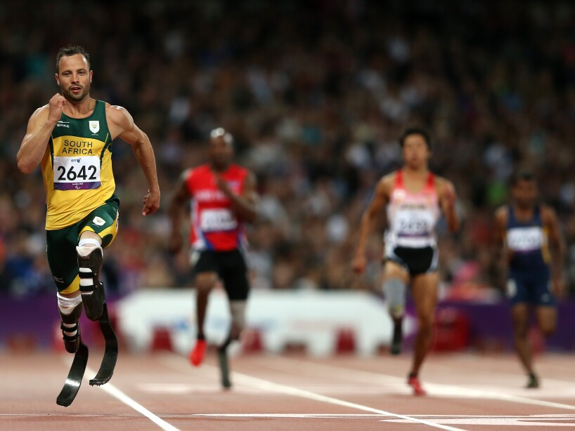 2012 London Paralympics - Day 3 - Athletics