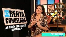 """¡Fuertes declaraciones!: El elenco de Renta congelada responde ¿a cuál de sus compañeros """"se daría""""?"""