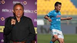Lozano, criticado por ex del Napoli