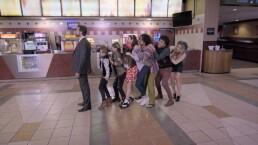 'Una familia de diez' en el cine