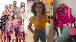 Jacky Bracamontes muestra cómo quedó la casita de los sueños de sus hijas