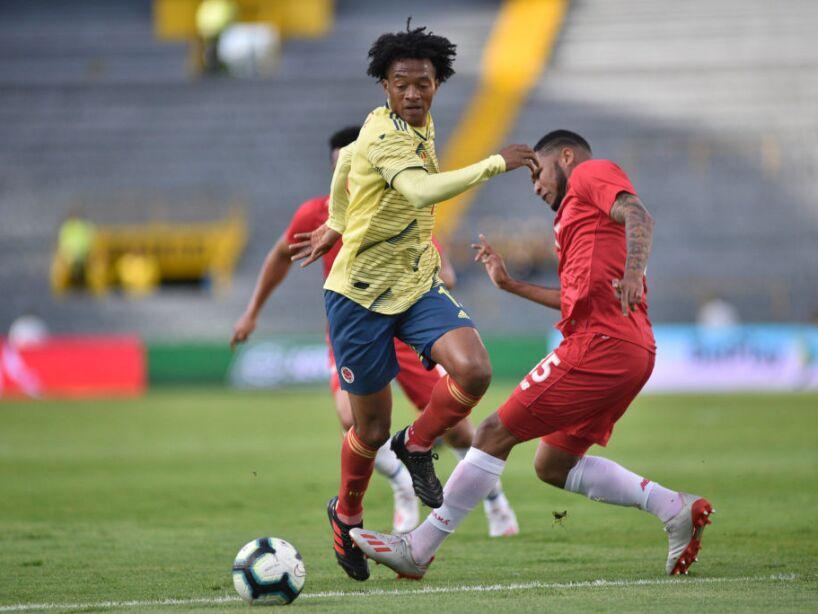 Colombia v Panama - Friendly Match