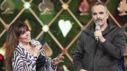 Miguel Bosé responde antes que Verónica Castro; habla de la salud de la actriz