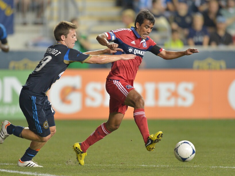 Chicago Fire v Philadelphia Union