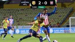 ¡Firmes en la cima! Atlético Morelia domina y supera 2-0 al Tapatío