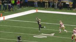 Brees ya suma cuatro touchdowns y acerca a Saints