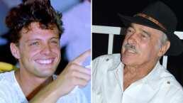 ¿Andrés García es el verdadero padre de Luis Miguel? Así respondió el actor a los rumores