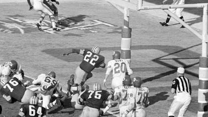 El Super Bowl I fue para los Green Bay Packers tras imponerse de forma contundente 34-10 sobre los Kansas City Chiefs.