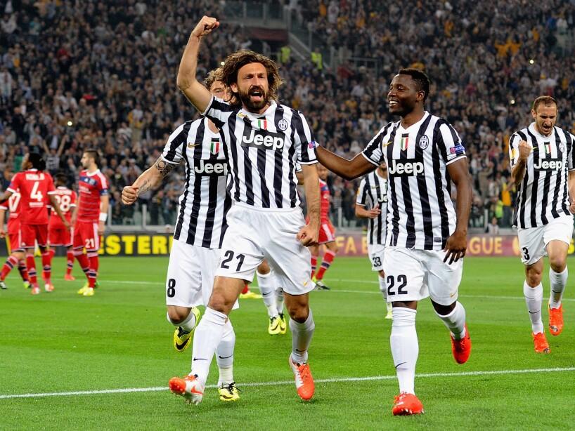 Juventus v Olympique Lyonnais - UEFA Europa League Quarter Final