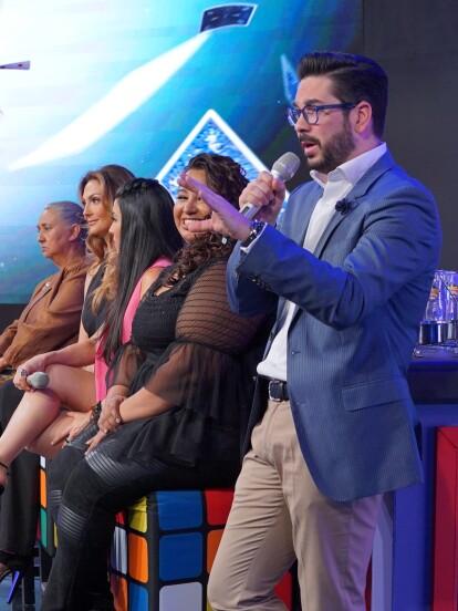 El productor Pedro Ortiz de Pinedo habla sobre esta nueva temporada por Las Estrellas.