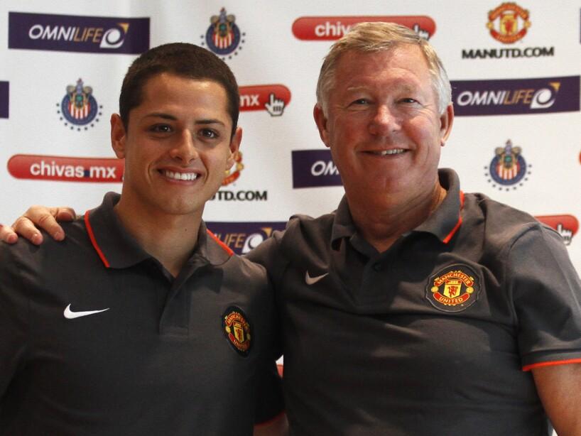 Alex Ferguson, Javier Hernandez