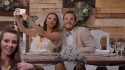 Margarita recuerda la boda de Ana