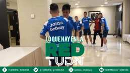 La divertida forma en que Leganés entrena para un partido