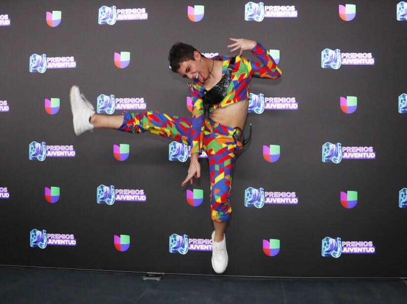 Los mejores looks de la alfombra roja de los Premios Juventud 2019