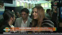 Asistente de Ninel Conde demanda a Giovanni Medina