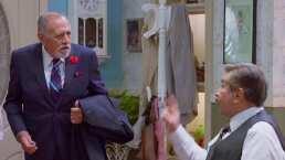 Los López sacan a Don Justo de su casa y lo obligan a recontratar a Plácido y Plutarco