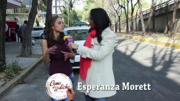 ENTREVISTA: Esperanza Morett, una villana que no mide consecuencias