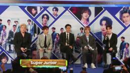 Super Junior quiere conocer a Luis Miguel en persona