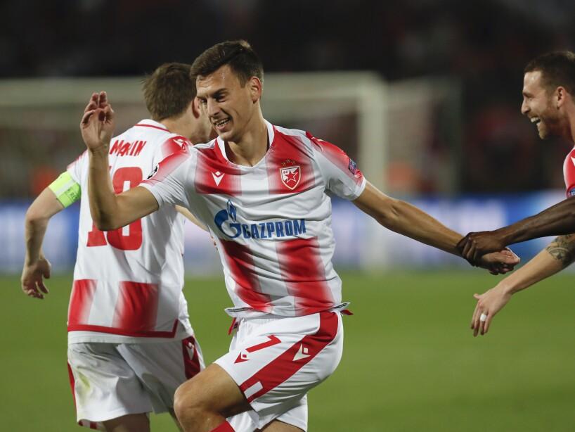 Serbia Soccer Champions League