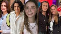 Sebastián Poza, Mía Rubín y Emilio Osorio: 5 nuevas estrellas de las telenovelas que heredaron el talento de sus padres