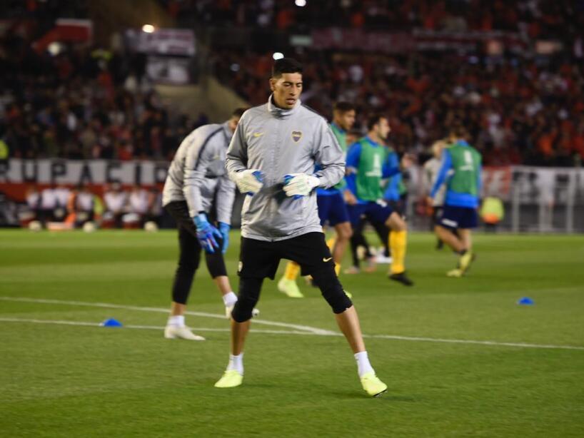 Aficionados y jugadores se alistan para el duelo de semifinales por la Copa Libertadores