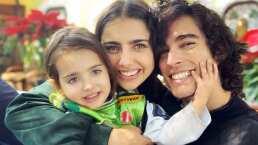 Michelle Renaud presume la increíble relación que tiene Marcelo con Danilo Carrera