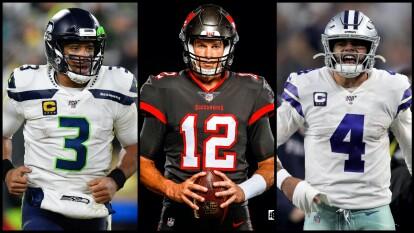 Desde su salario base, incentivos y bonos, estos jugadores de la NFL recibirán las mayores cantidades de dinero para la temporada del 2020.
