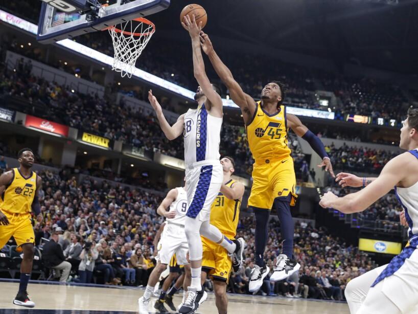 La victoria de los Toronto Raptors y todos los resultados de la NBA del 27 de noviembre de 2019.