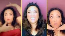 """¡Avísenle a Thalía!: Michelle Rodríguez le rinde divertido homenaje a la trilogía de las """"Marías"""""""