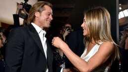 Lectura de rostro: ¿Será que Brad Pitt sigue enamorado de Jennifer Aniston?