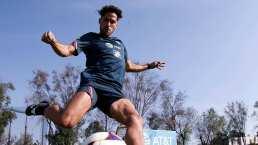 ¡Grandes noticias! Bruno Valdez jugará con la Sub 20 de América ante León