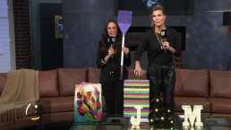 Montserrat y Joe abren regalos de sus fans y terminan agarrándose a 'matamoscazos'