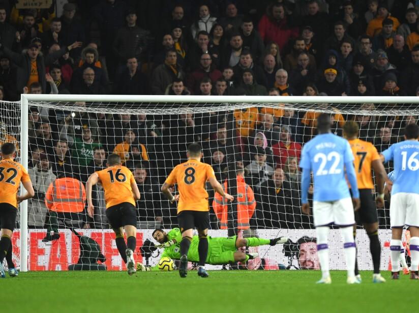 Wolverhampton Wanderers v Manchester City - Premier League