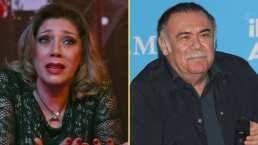 Jesús Ochoa y Cynthia Klitbo visitan en el hospital a sus compañeros actores